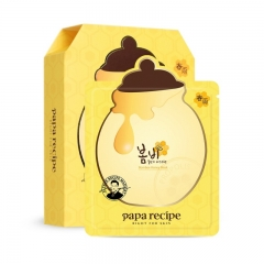 Papa Recipe Bombee Honey Mask Pack 10's