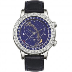 Patek Philippe  6014G-001 Men's Watches