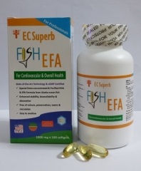 EC Superb Fish EFA Softgel