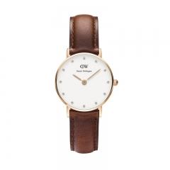 DANIEL WELLINGTON Classy St Mawes Watch Set - Women's Watch