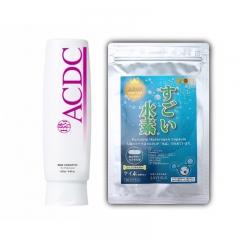 Sayura AntiAging Hydrogen Capsule + ACDC Slimming