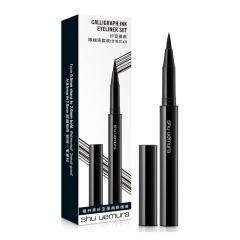 SHU UEMURA Calligraph ink Eyeliner Set