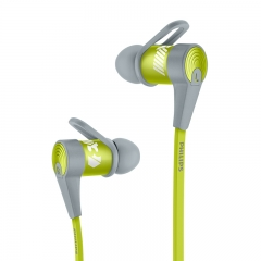 Philips ActionFit Bluetooth® sports headphones Gray green - SHQ7300