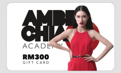 Amber Chia Gift Cards RM300