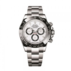 Rolex Oyster Perpetual Cosmograph Daytona 116500LN White