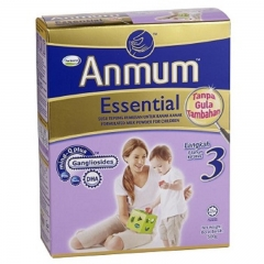 Anmum Essential Step 3 Plain (500g)