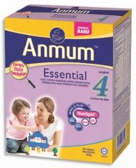 Anmum Essential Step 4 Plain (500g)