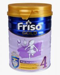 Friso Gold Step 4 (900g)