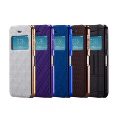 MOMAX Apple iPhone 5/5s Haute Couture Collection - HVAPIP5S Brown