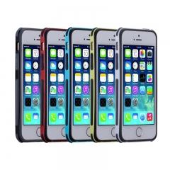 iPhone 5 Cover MOMAX The Slender Case - CFAPIP5SB Black