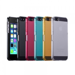 MOMAX Ultra Thin Series Clear Breeze  iPhone 5s/5 Cover - CUAPIP5S Transparent