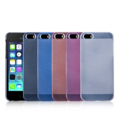 MOMAX iPhone 5s Ultra Thin Pearl Case - CUAPIP5SP Pink