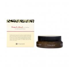 Thann Aromatic Wood Salt Scrub (Gel Formula) - 230g