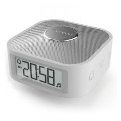 OREGON SCIENTIFIC Sleep Companion Smart Clock - Silver