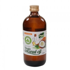 Malaysia Organic Cold Pressed Virgin Coconut Oil - 500ml