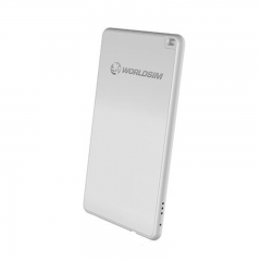 WORLDSIM Duet Android & iPhone Dual SIM Adapter