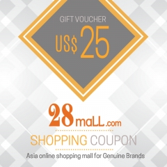 US$25 Shopping Voucher @ 28Mall