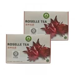 Malaysia Roselle Tea X2