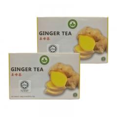 Malaysia Ginger Tea 10 Sachets x 2