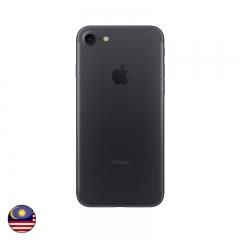 iPhone 7 128GB Black - Malaysia