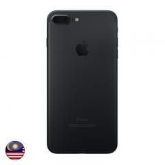 Black iPhone 7 Plus 128GB - Malaysia