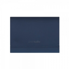 pacsafe RFIDsafe™ TEC trifold wallet - Navy