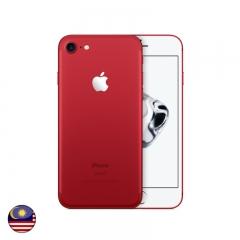 Red iPhone 7 128GB - Malaysia