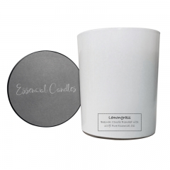 Essencial Candles Lemongrass Aromatherapy Candle 180g