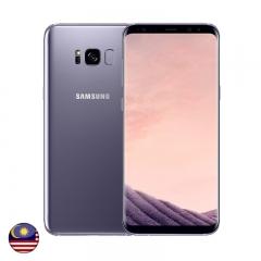 Samsung S8 Plus 128GB Orchid Grey - Malaysia