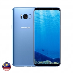 Samsung S8 Plus 128GB Coral Blue - Malaysia