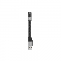 Momax Apple MFI Certified Elite-Link Pro Cable 11cm - DL1 Rose Gold