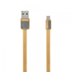 Remax Metal Cable For Android Micro USB RC-044m White