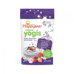 Happy Baby - Organic Greek Yogis Mixed Berry