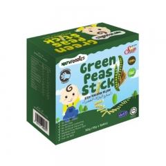 Natufoodies Green Peas Stick
