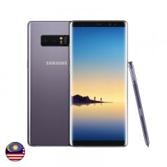Samsung Galaxy Note 8 256GB - Malaysia  Orchid Grey 256GB