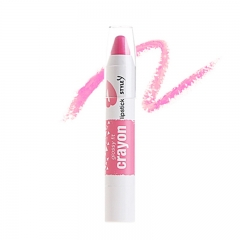 THE YEON GLOSSY FIT CRAYON LIPSTICK 01 STRAWBERRY