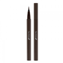 THE YEON NO SMUDGE EYE LINER PEN #02 BROWN