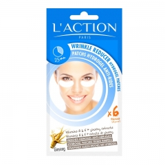 L'ACTION Wrinkle Reducer Hydrogel Patches