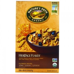 Nature's Path Heritage Whole Grains Cereal 13.25 oz (12's Pack)