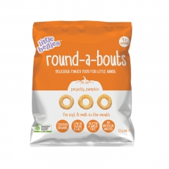 little bellies Round-a-bouts Perfectly Pumpkin