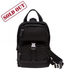 Prada Man Backpack Black