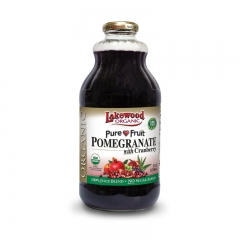 Lakewood Organic Pomegranate with Cranberry 32oz 1 bottle 32OZ