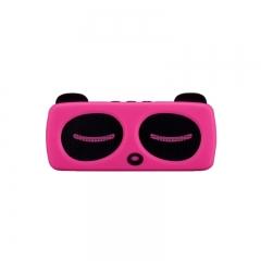 Momax Music Panda Bluetooth Speaker - BSD1 Pink