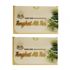 Tongkat Ali Teabag 20's x 2 packs