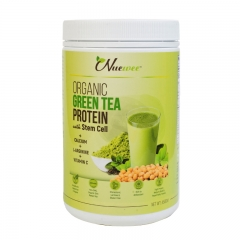 Nuewee Organic Green Tea Protein with Stem Cell (450g)