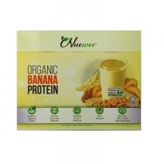 Nuewee Organic Banana Protein Powder (10 Sachets)