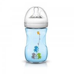Philips Avent Natural Special Monkey Design Bottle 260ml