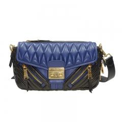 MIU MIU  RR1903_2A9F_F017C Dark Blue MIU MIU Bag