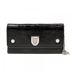 Christian Dior S5001_PLSV_911 Patent Leather Black Dior Bag