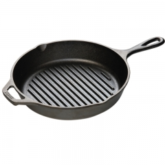 Lodge 10.25 inches Cast Iron Grill Pan